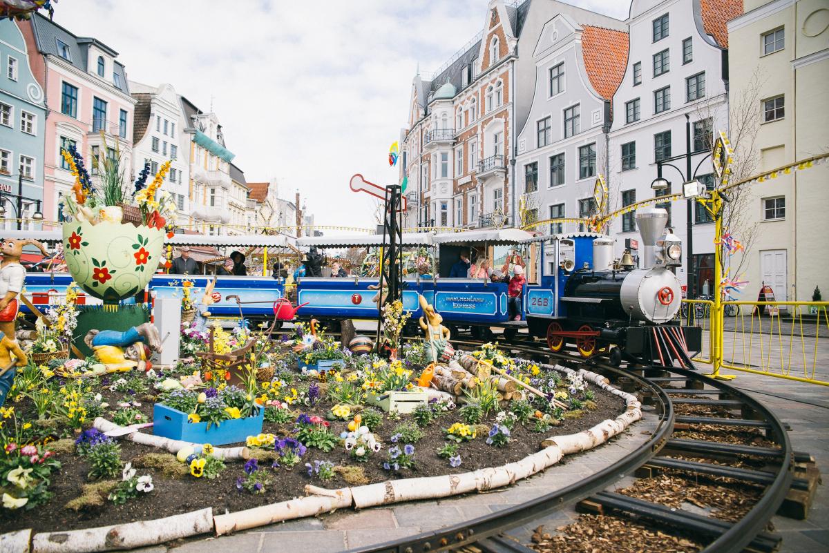 Ostern In Rostock